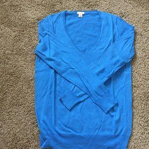 J Crew V-neck sweater